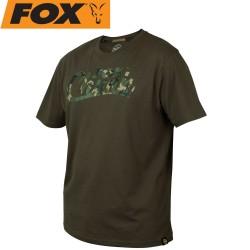 Fox Chunk Tricou Khaki/Camo T-shirt