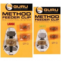 Guru Clip Pentru Method Feeder
