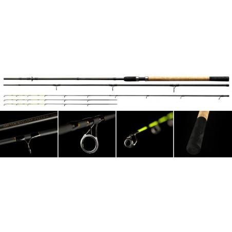 Lanseta Nevis Method Carp Feeder 390H 45-130g