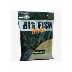Dynamite Baits Big Fish River - Cheese & Garlic groundbait 1.8kg