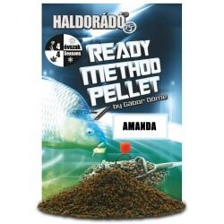 Pellete Haldorado Ready Method Pellet Amanda