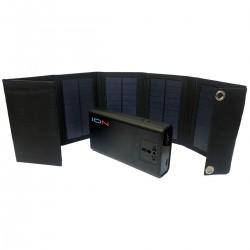 Powapacs ION Acumulator Portabil 24,000 mAh Cu Panou Solar
