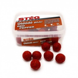 Steg Product Boilies Carlig Red Pepper 20mm