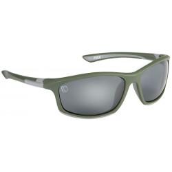 Fox Ochelarii Green/Silver Sunglasses