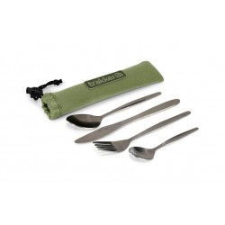 Trakker Armolife Cutlery Set Tacamuri