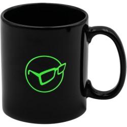 Korda Cana Glasses Logo Black