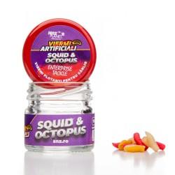 Senzor Planet Viermi Artificiali Squid & Octopus