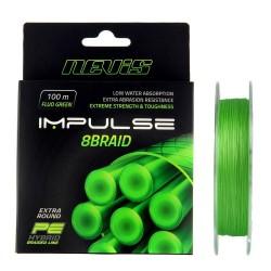 Nevis Fir Impulse 8 Braid Fluo Green