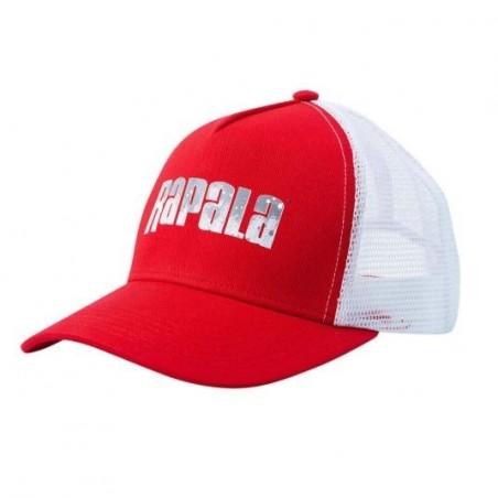 Sapca Rapala Splash Trucker Cap Red