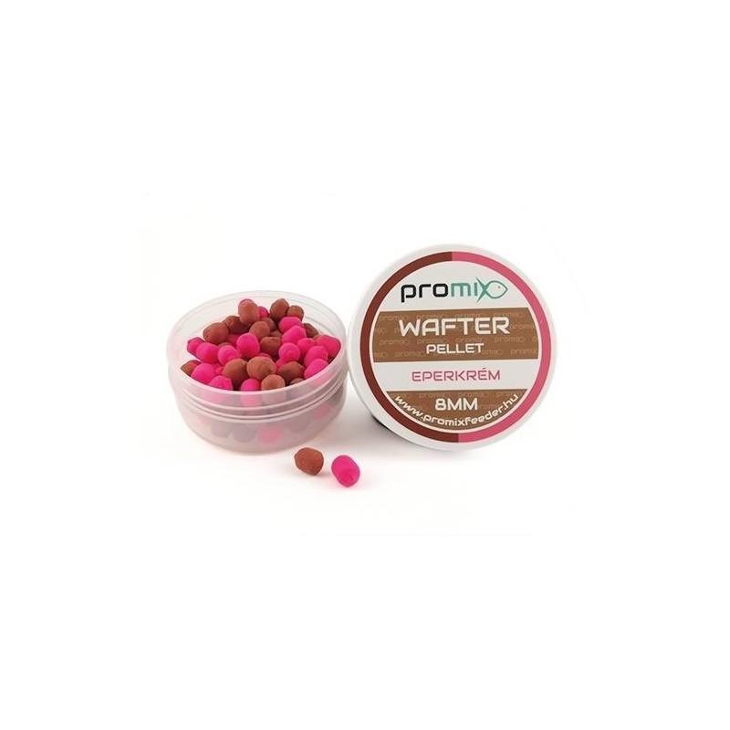 Promix Strawberry Cream Wafter Pellet Pop Up Critic Echilibrat 8mm 20g