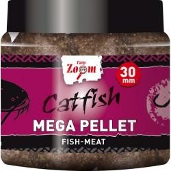 Carp Zoom Catfish Mega Pellet  Fish-meat 30mm