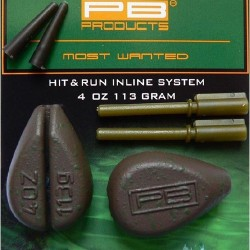 PB PRODUCTS HIT& RUN INLINE SYSTEM 113gr