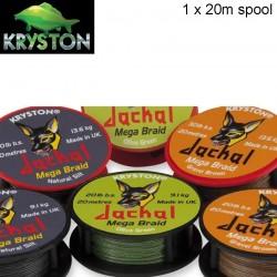 KRYSTON JACKAL OLIVE GREEN  20M 30LB