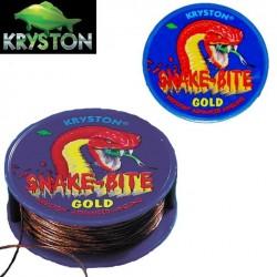 Kryston Snake-bite Gold 20m 25lb