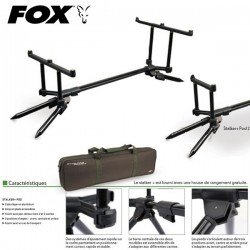 FOX STALKER ROD POD