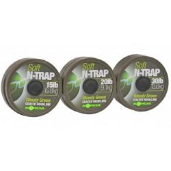 Korda Fir N-trap Soft 15lb Weedy Green/silt