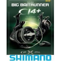 SHIMANO BIG BAITRUNNER CI4 XTR-A LC+ FIR GRATIS SUFIX 300m