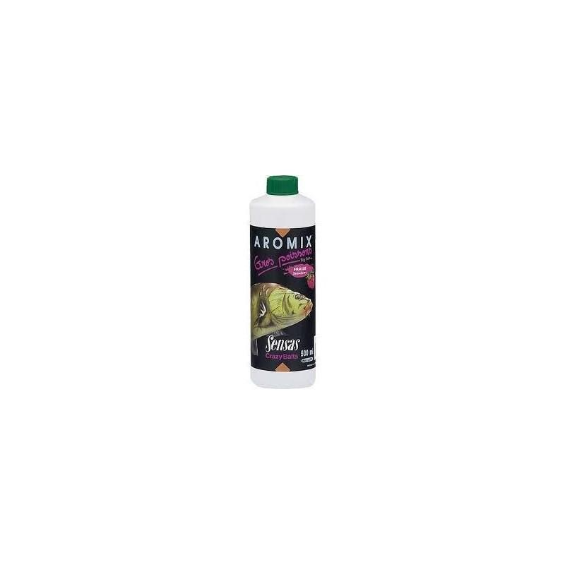 Sensas Aromix  Strawberry 500ml