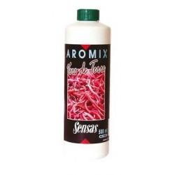 Sensas Aromix  Vers De Terre 500ml