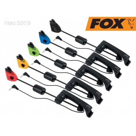 FOX SWINGER MK2 ILLUMINATED - GREEN