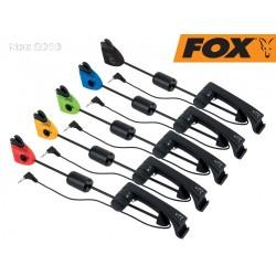 FOX SWINGER MK2 ILLUMINATED - BLACK