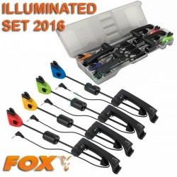 FOX SWINGER MK2 ILLUMINATED 2016 SET 3ROD