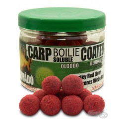 HALDORADO BOILIE SOLUBLE COATED SPICY RED LIVER