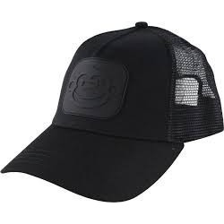 RIDGE MONKEY TRUCKER CAP BLACK