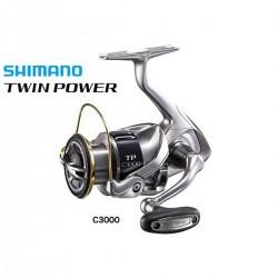 SHIMANO TWINPOWER C3000 + FIR GRATIS