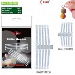 Carp Zoom  Silicon scurt pentru porumb si boilis