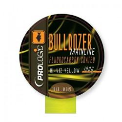 PROLOGIC BULLDOZER FLUROCARBON YELLOW 1000M 0,28MM
