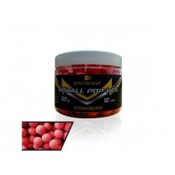 Baitshop- Pop-up Strawberry 12 mm