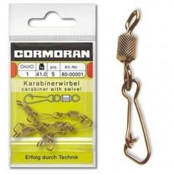 Cormoran Hooked Snap Wirbel / Vârtej