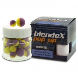 Haldorádó BlendeX Pop Up Method 8, 10 mm Ananas + Banane
