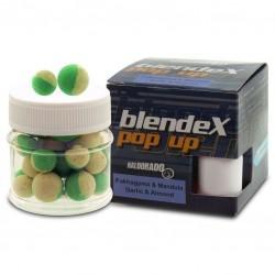 Haldorádó  BlendeX Pop Up Method 8, 10 mm - Usturoi + Migdale