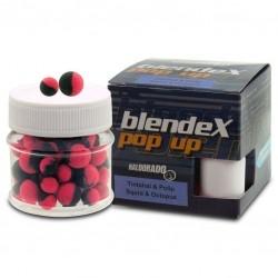 Haldorádó BlendeX Pop Up Method 8, 10 mm - Squid + Octopus