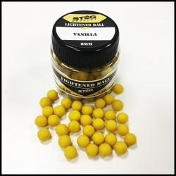Stég Product - Lightened Ball - Vanilie 8MM