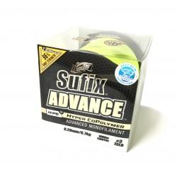 Fir Sufix Advance G2 Winding Yellow 1000 m 0,28 mm