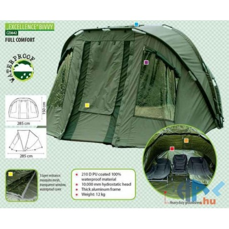CARP ZOOM Cort  EXCELLENCE 2 man