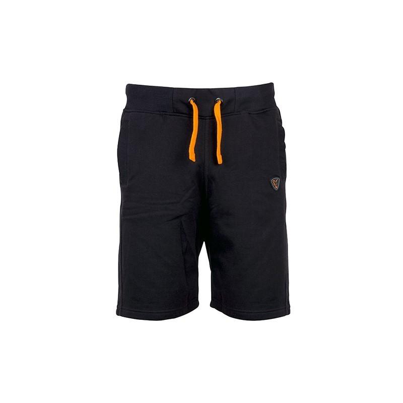 Pantaloni Fox Black and Orange Lightweight Jogger Shorts