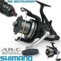 Shimano BIG BAITRUNNER XT-A LC Medium