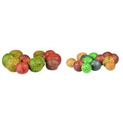 Boilies Carp Zoom Weekend 16+20mm 10kg Fruit Mix