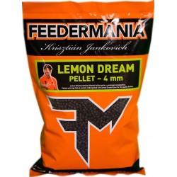 FeederMania Pelete Lemon Dream 4mm