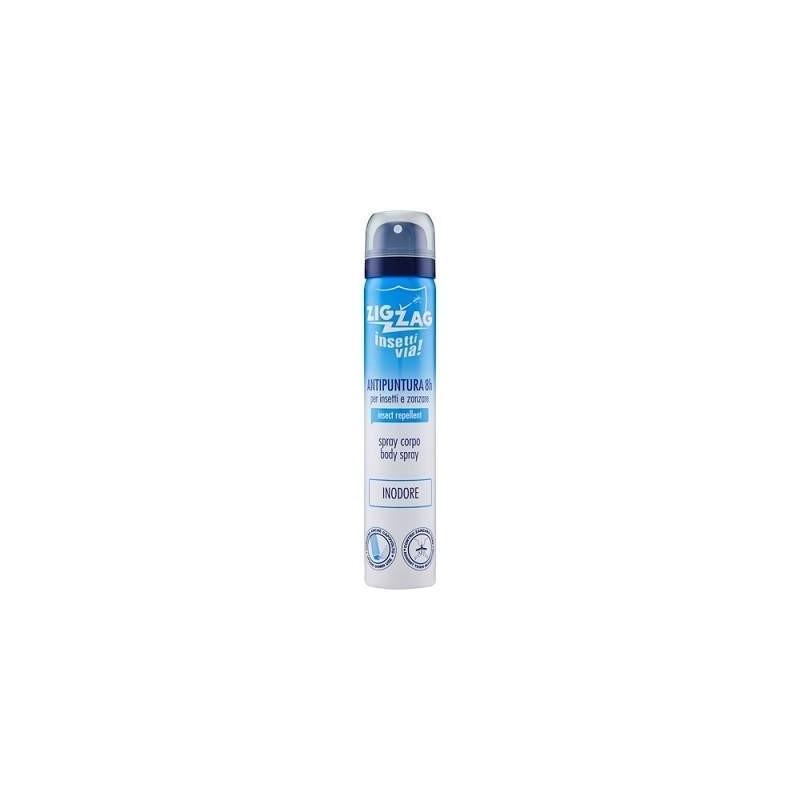 Spray impotriva insectelor inodor, 100ml, ZigZag