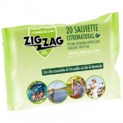 Servetele umede anti-tantari, 15 buc, ZigZag