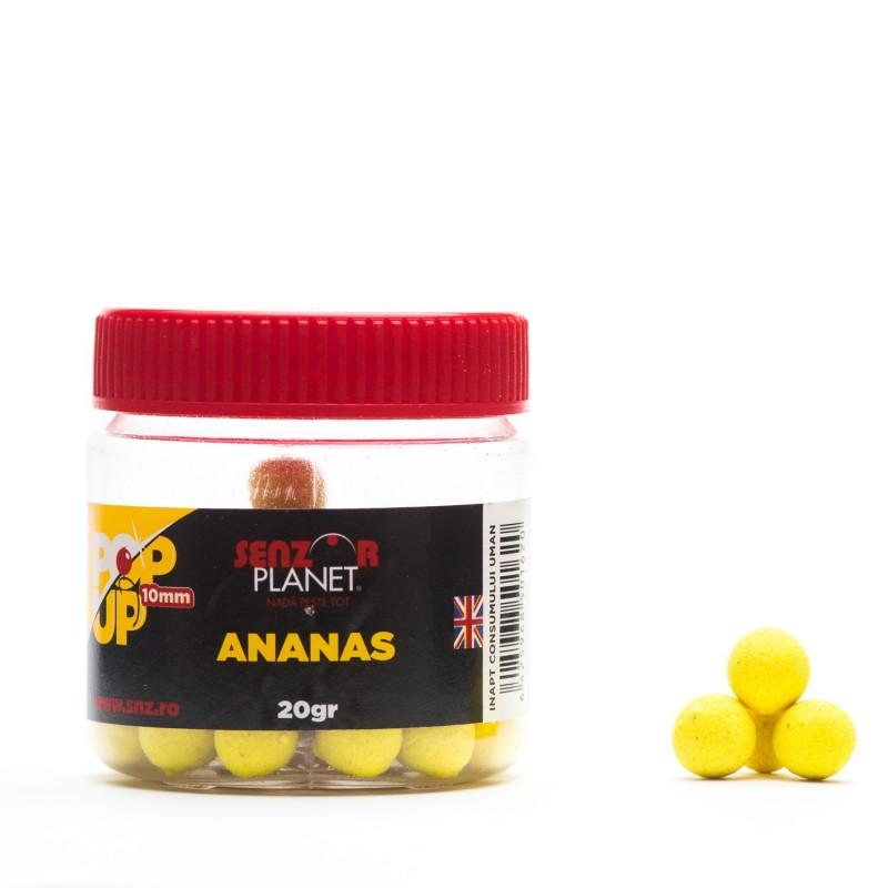 Senzor Planet Pop-Up Ananas 10mm20g