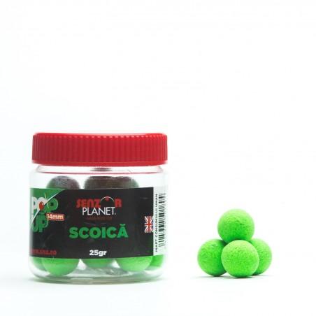 Senzor Planet Pop-Up Scoica 14mm 25g