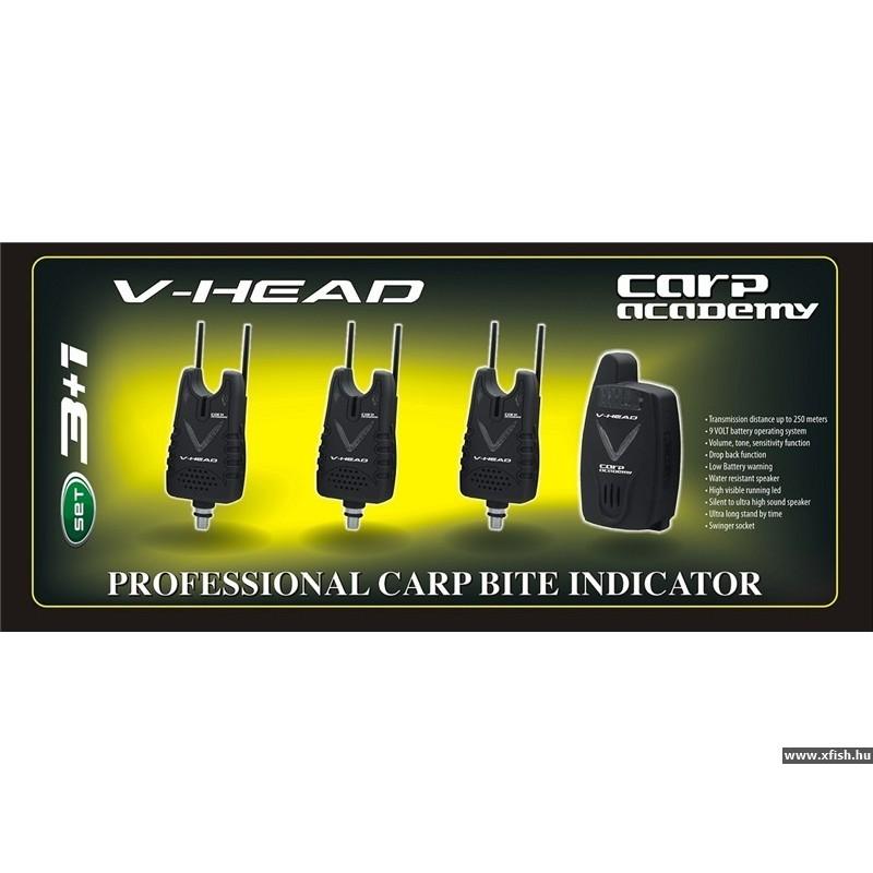 CARP ACADEMY V-HEAD 3+1 SET