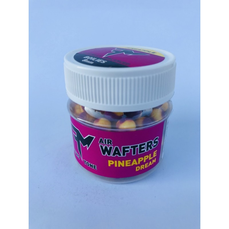 FeederMania Air Wafters PineappleTwo Tone 10mm