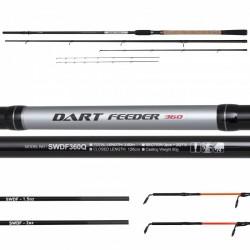 Lanseta feeder Serie Walter Dart II Feeder 3m/ 40g